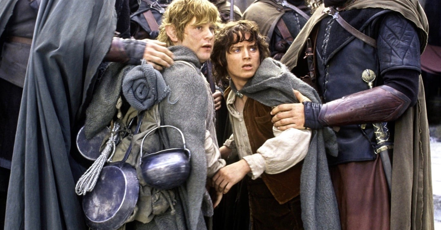 Lord Of The Rings The Two Towers Movie Age Rating