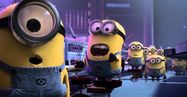 Minions: 3 Mini-Movie Collection