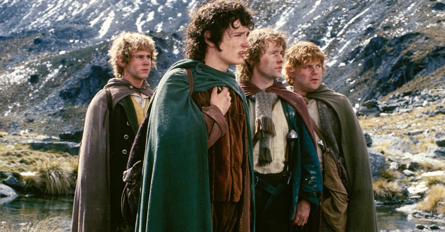 The Lord of the Rings: The Fellowship of the Ring backdrop 1