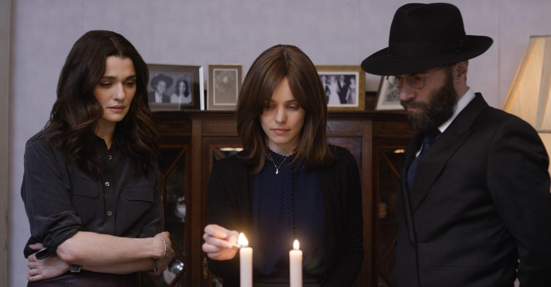 A rabbi meg a lánya