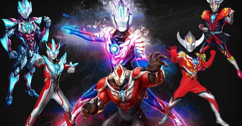 Bandai Ultra Hero Orb 05 Ultraman Orb Orb Origin 55 Ultraman Orb