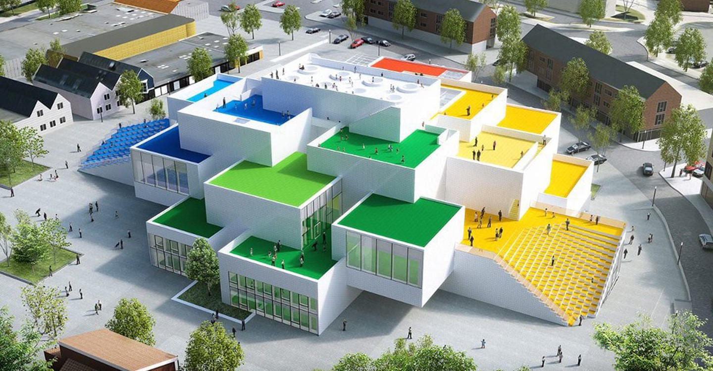 LEGO House –Home of the Brick