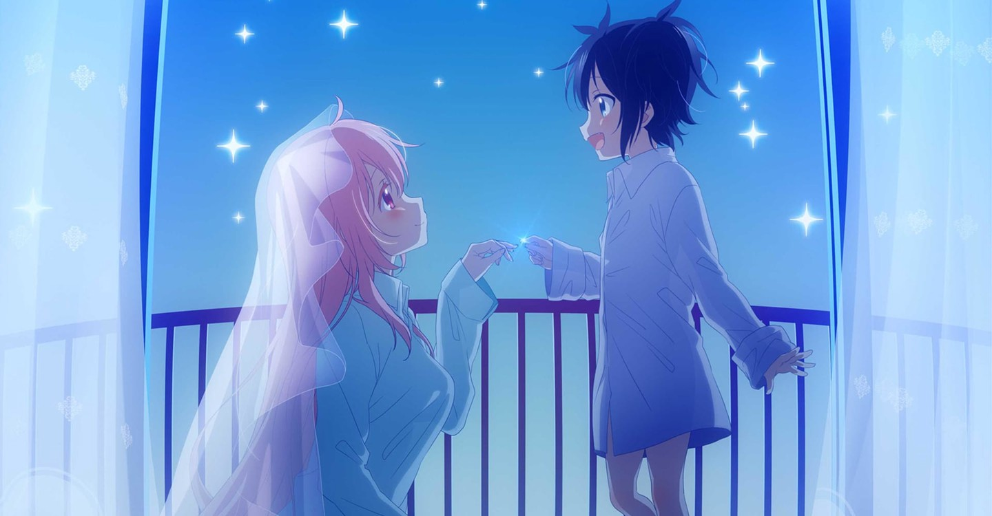 Happy Sugar Life backdrop 1