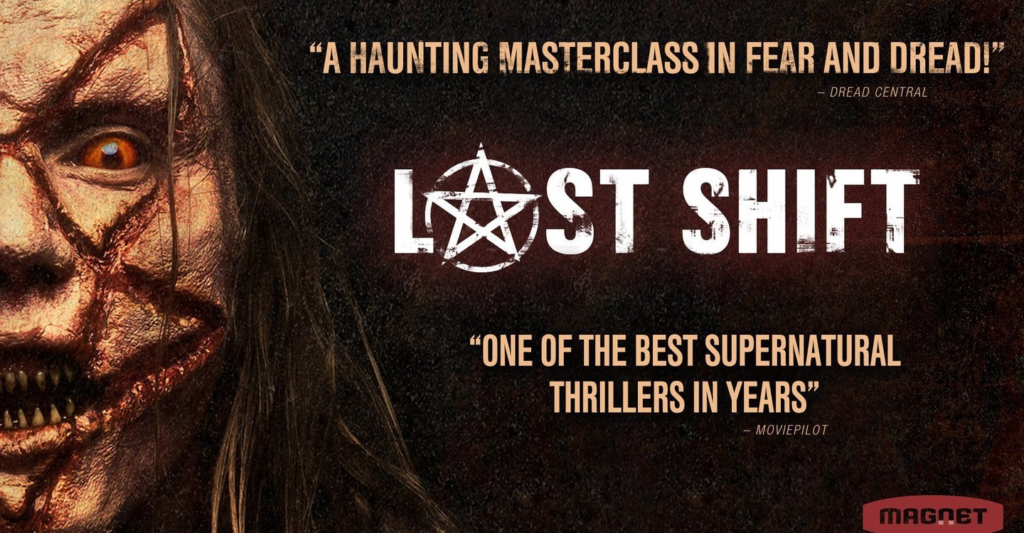 Image result for last shift movie poster