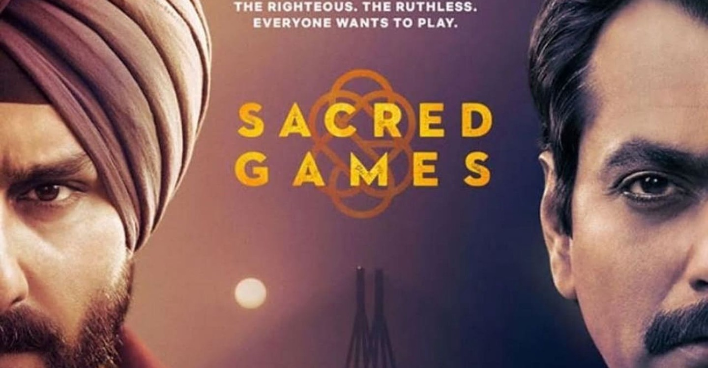 Watch sacred games online