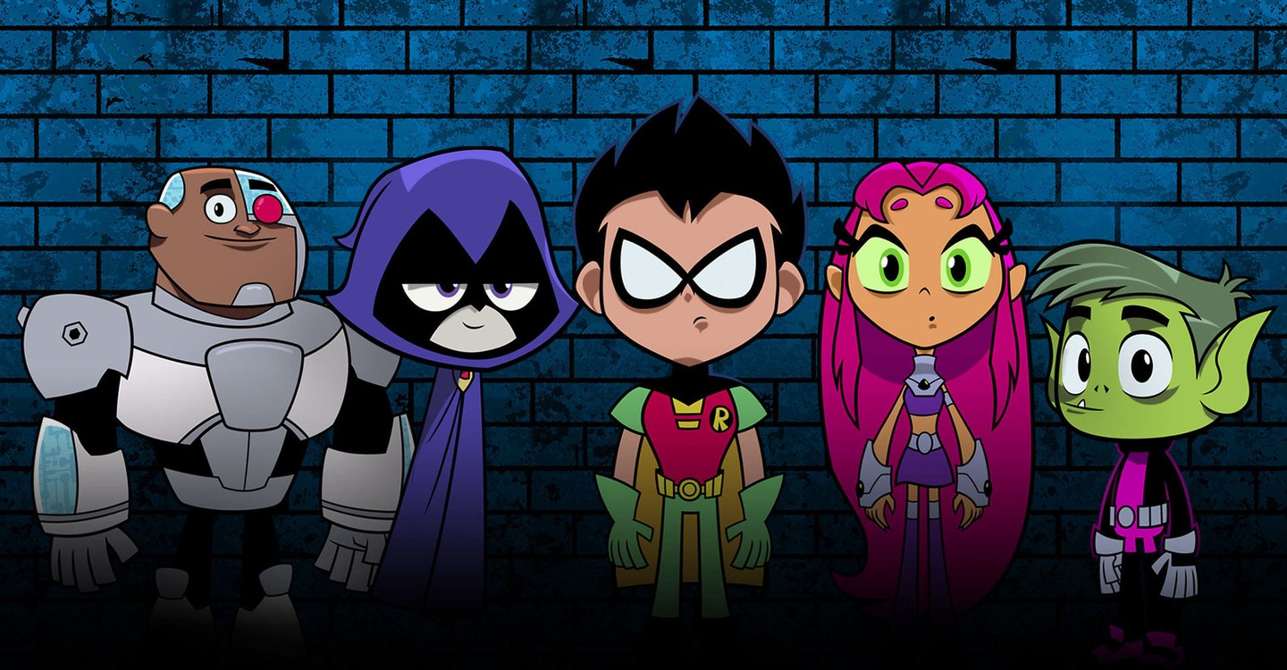 Teen Titans Go! To the Movies backdrop 1