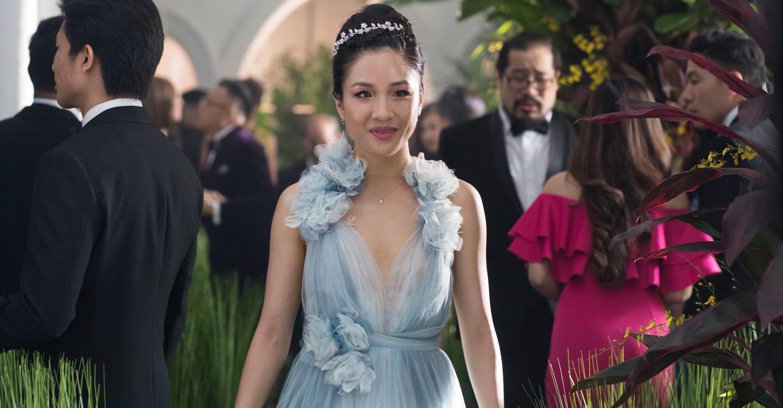 Crazy Rich Asians (Locamente millonarios) backdrop 1