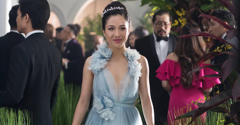 Crazy Rich Asians backdrop 1