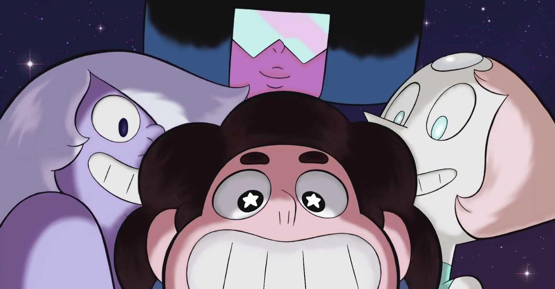 Steven Universe backdrop 1