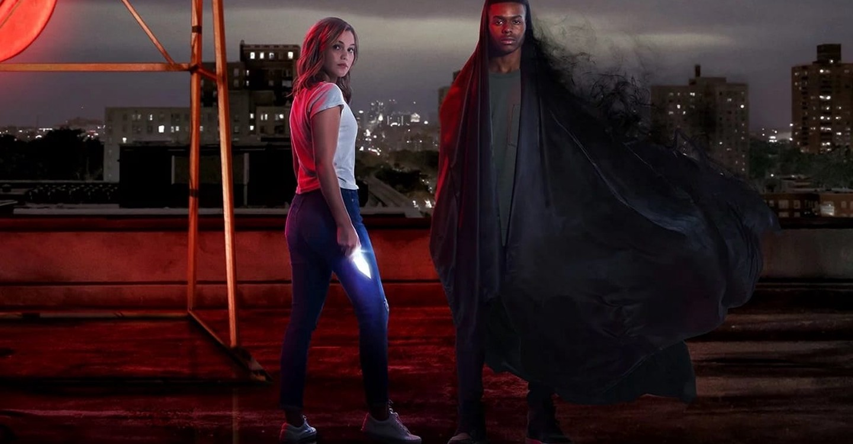 Manto e Adaga - Netflix