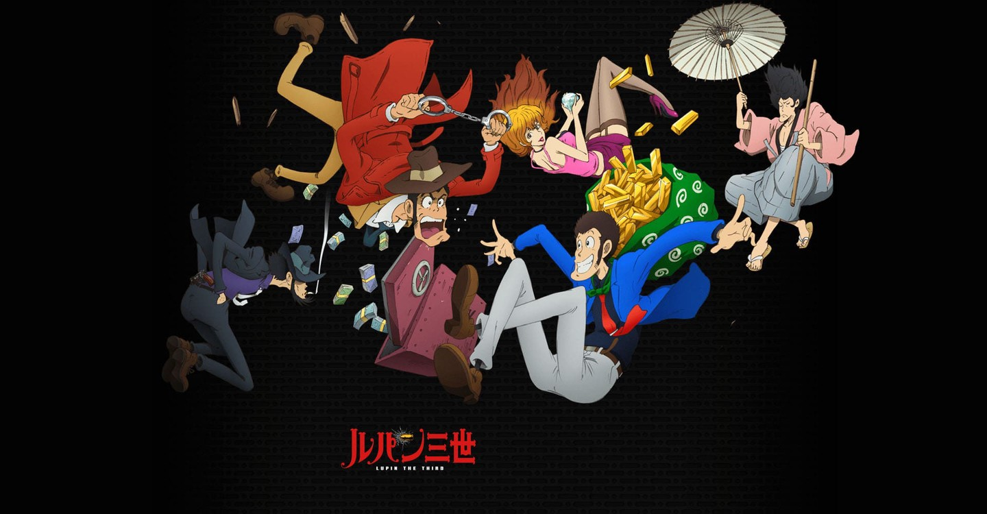 Lupin the Third: The Castle of Cagliostro backdrop 1