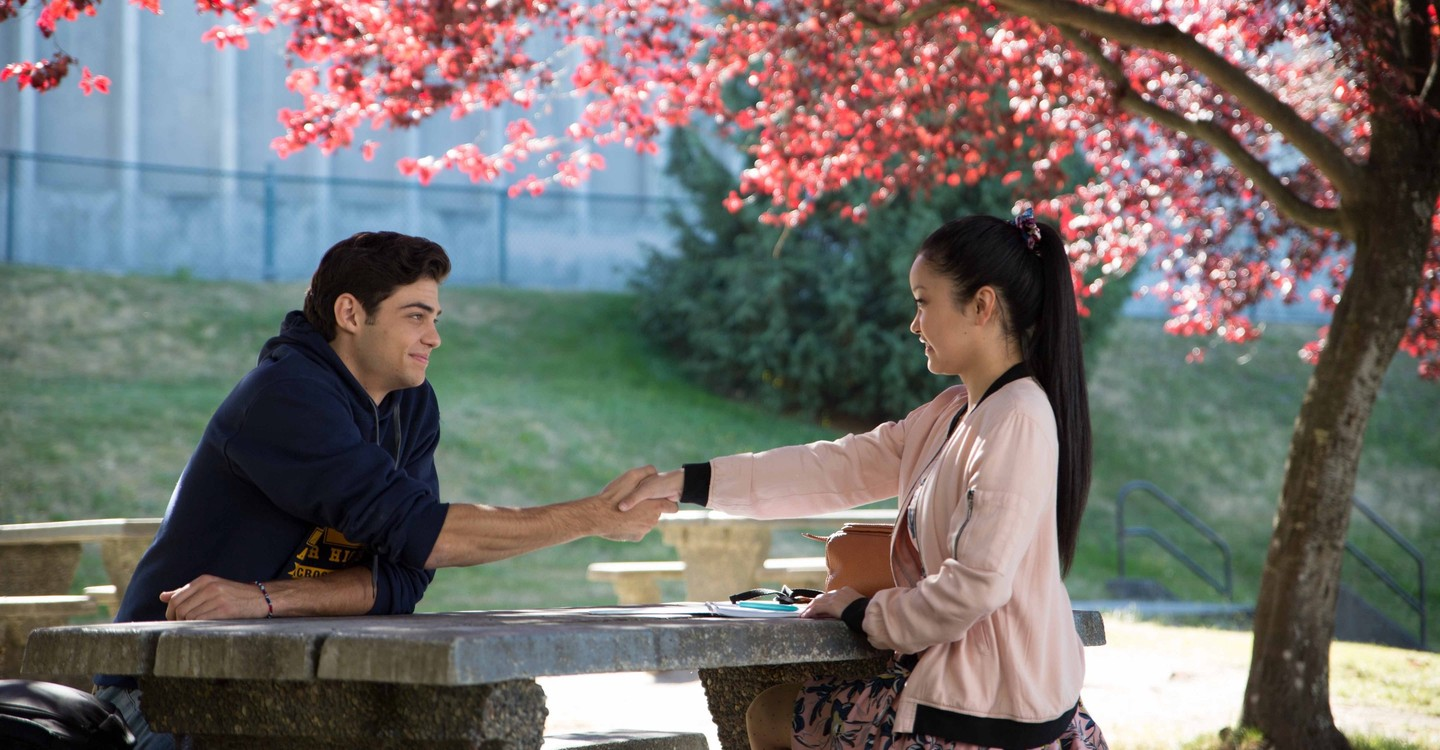 To All the Boys I've Loved Before backdrop 1