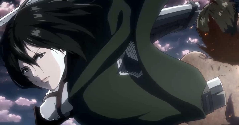Attack On Titan Movie Teil 3 Gebrull Des Erwachens