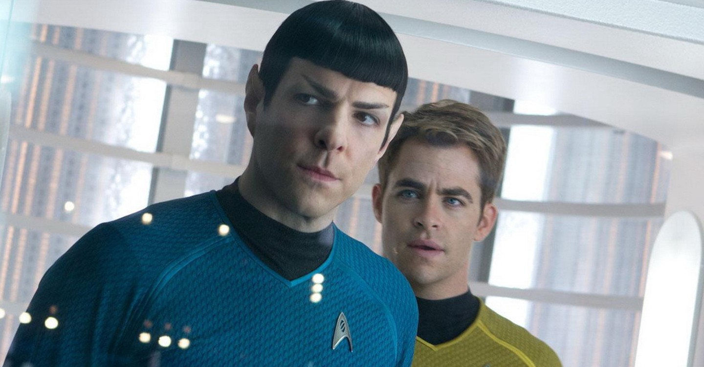 Além da Escuridão: Star Trek