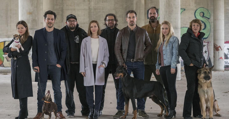 Τα Σκυλιά του Βερολίνου
