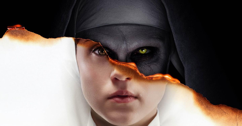 The Nun: La vocazione del male backdrop 1