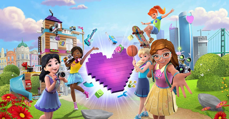 LEGO Friends Season 2 - watch full episodes streaming online