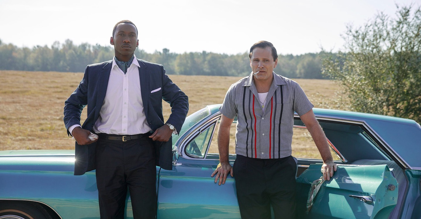 Green Book backdrop 1