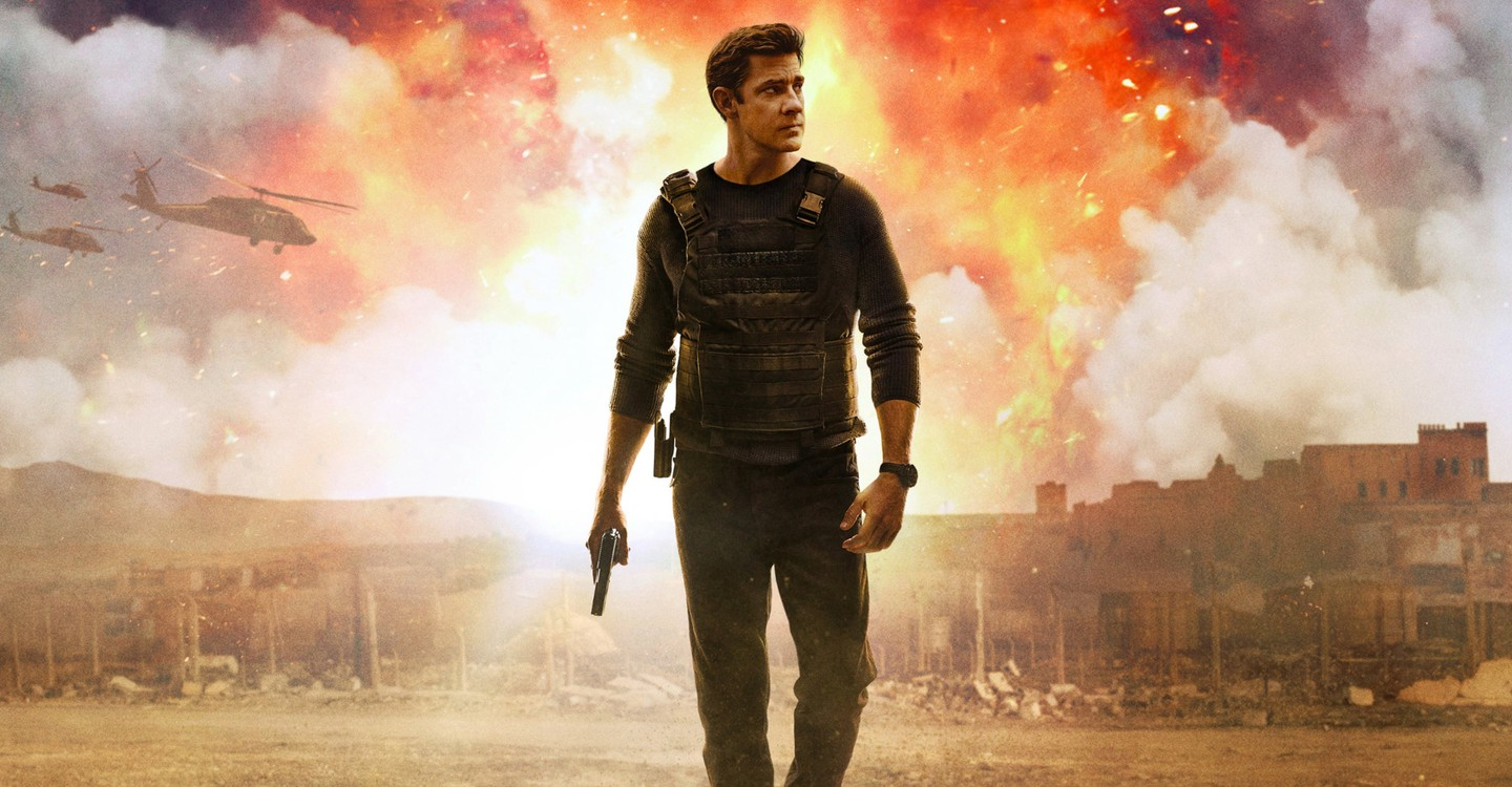 Jack Ryan - Amazon Prime Video