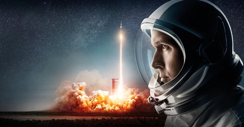 First Man - Le Premier Homme sur la Lune backdrop 1
