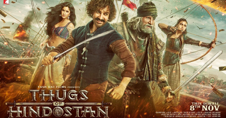 Thugs of Hindostan backdrop 1