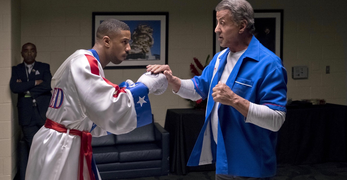 Creed II backdrop 1