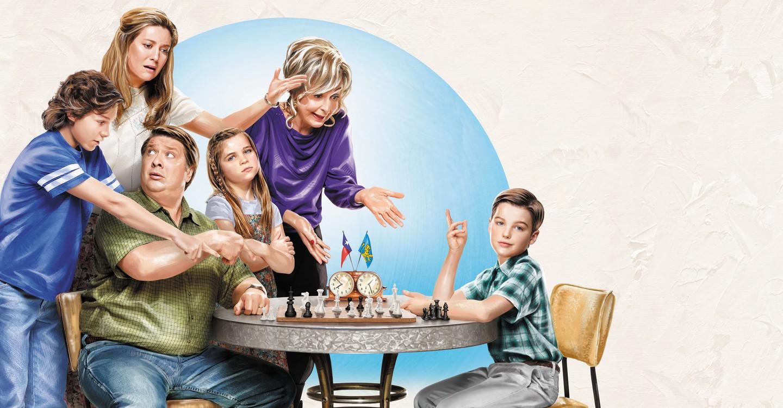 Young Sheldon backdrop 1