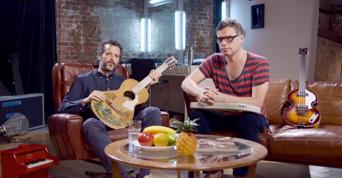 flight of the conchords live in london online free