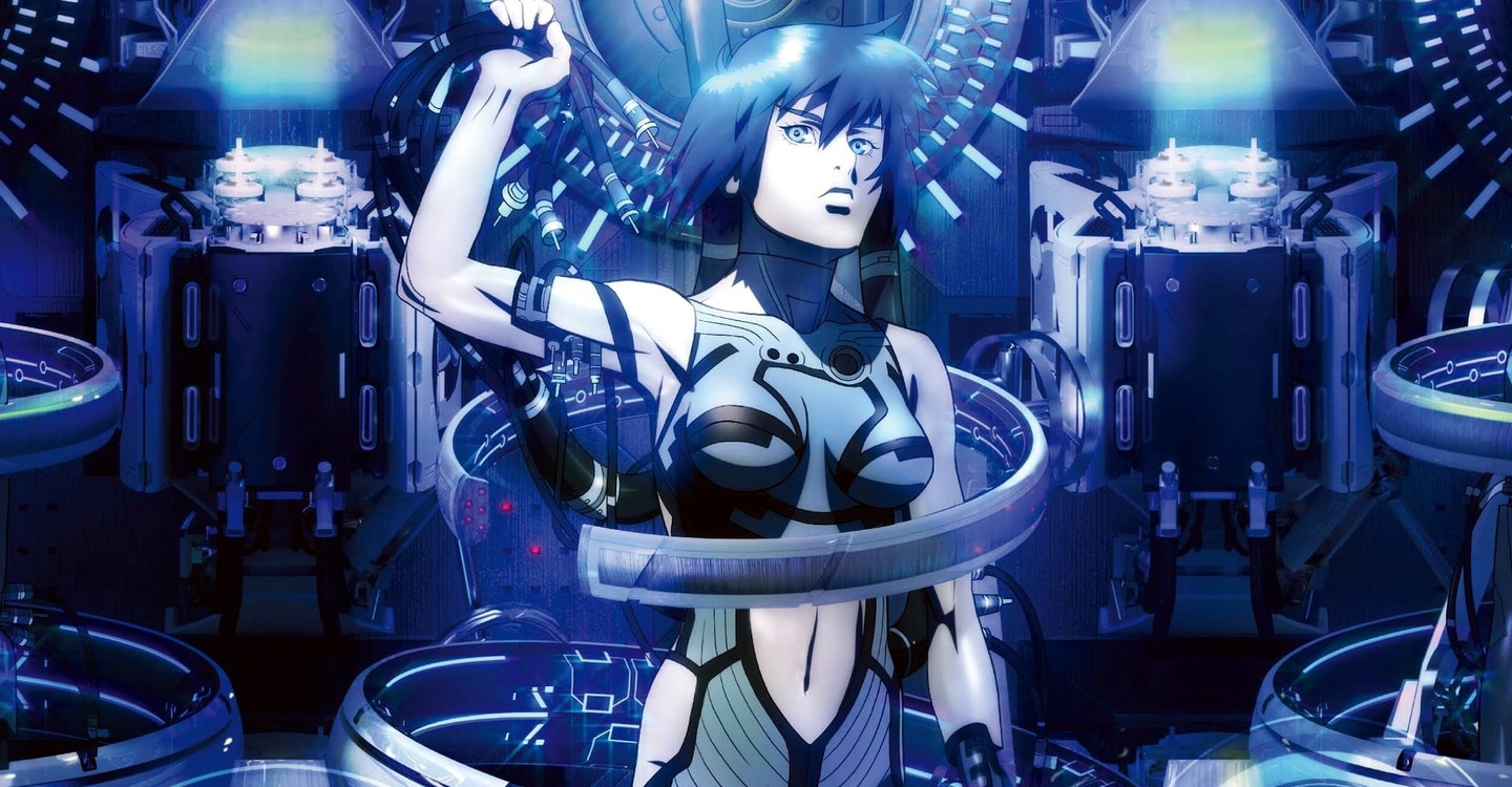Ghost In The Shell The New Movie Streaming