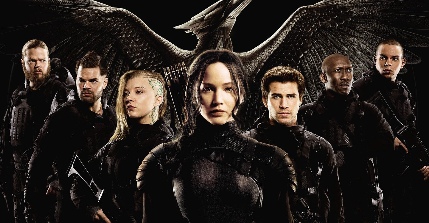 The Hunger Games: Mockingjay - Part 1 backdrop 1