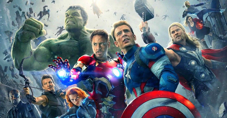 Vengadores: La era de Ultrón backdrop 1