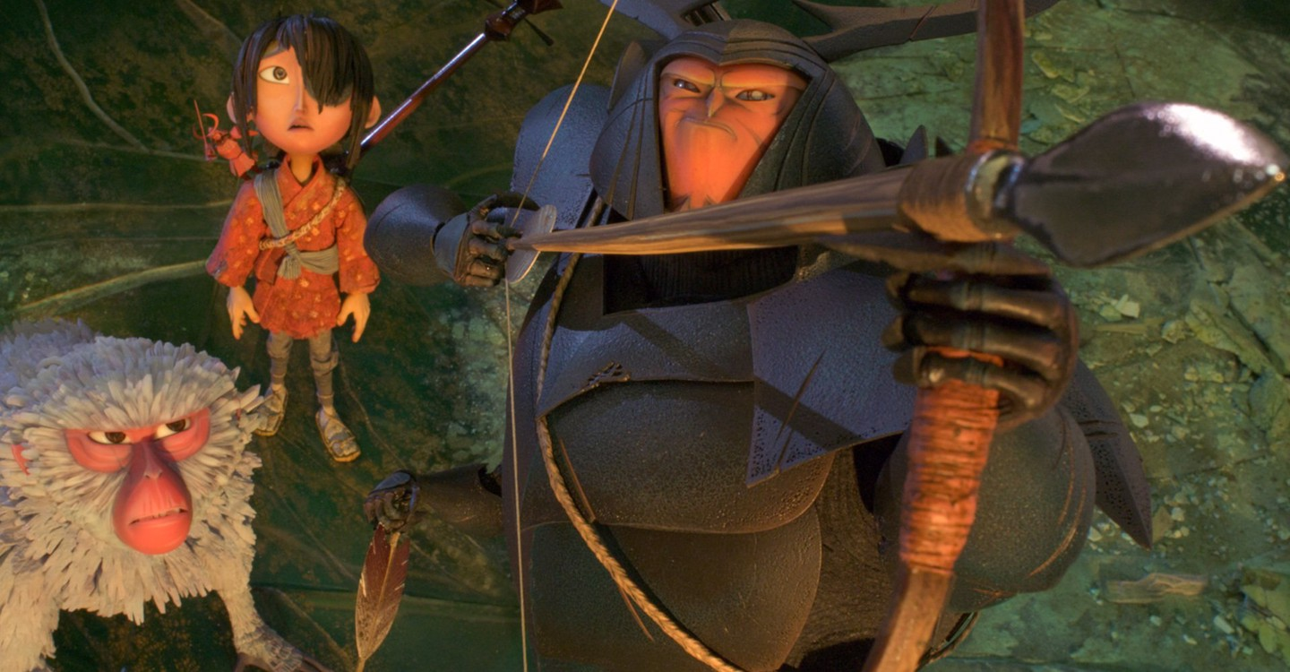 Kubo and the Two Strings backdrop 1