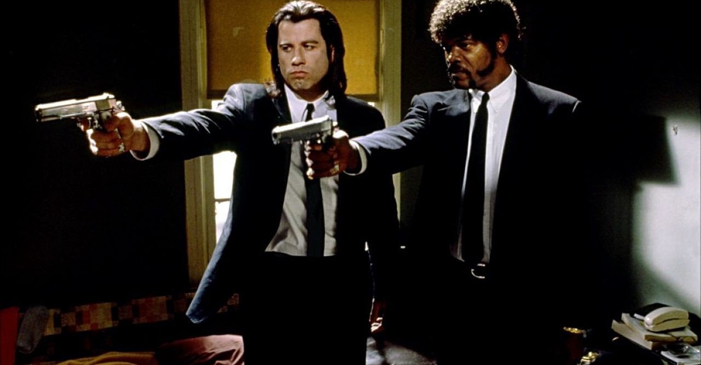 Pulp Fiction backdrop 1