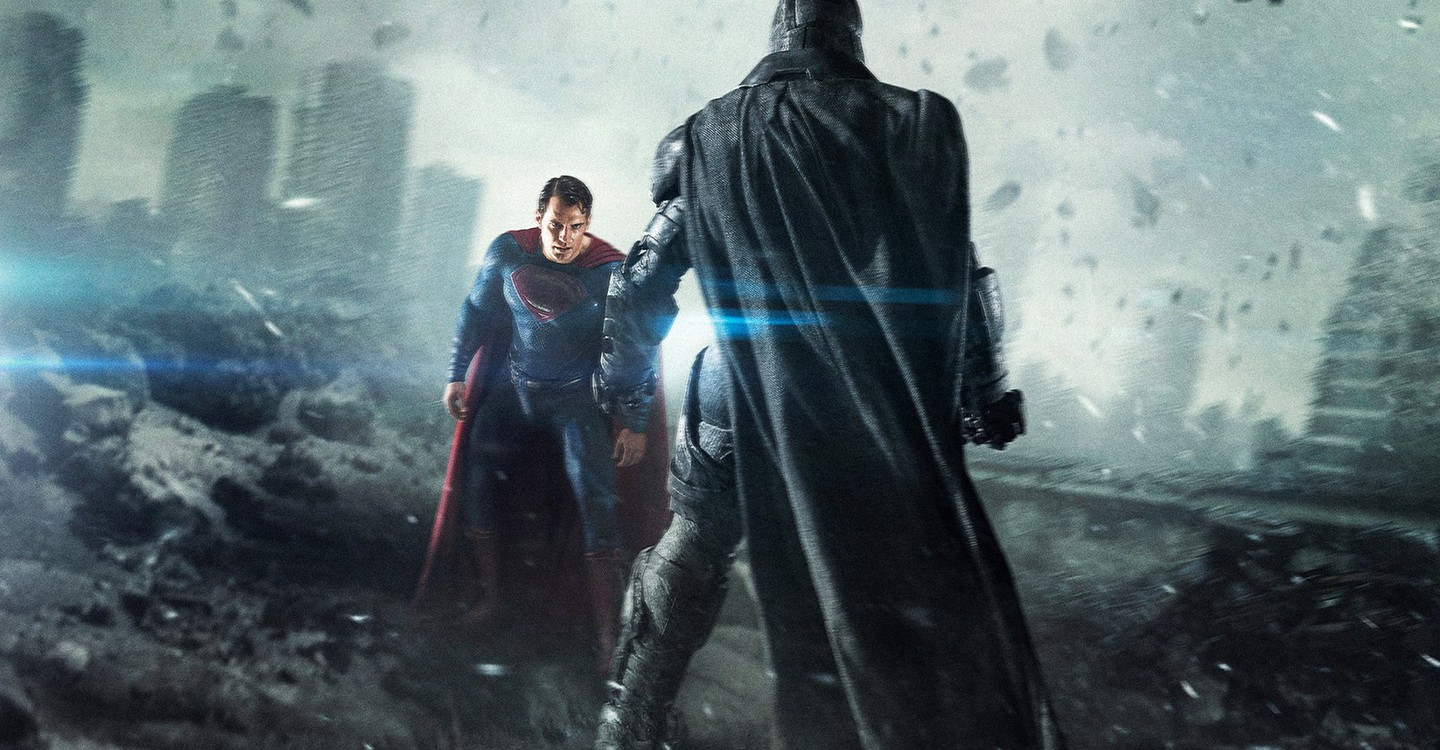 Batman v Superman: Dawn of Justice backdrop 1