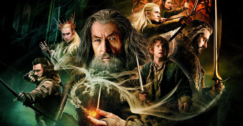 Der Hobbit - Smaugs Einöde backdrop 1
