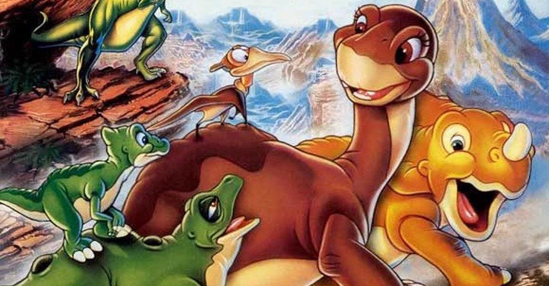 Země dinosaurů
