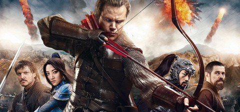 The Great Wall Movie Watch Stream Online