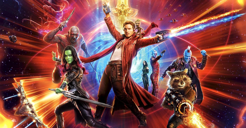 Guardians of the Galaxy Vol. 2 backdrop 1
