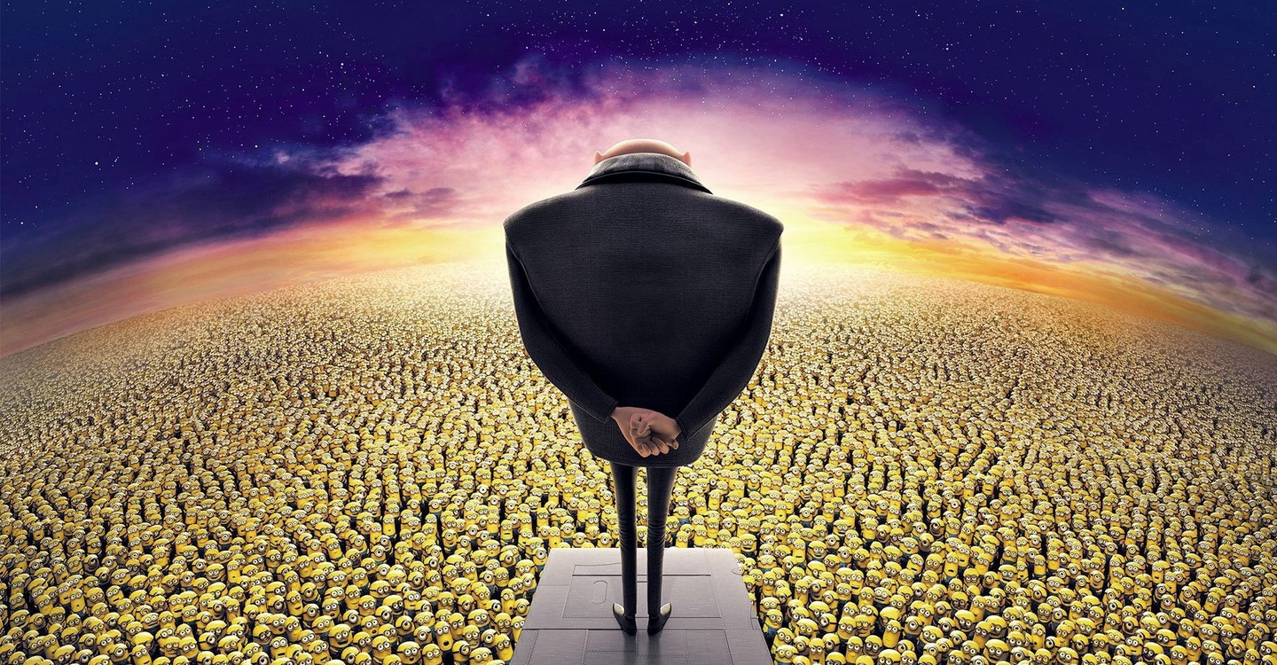 Gru - O Maldisposto 2 backdrop 1
