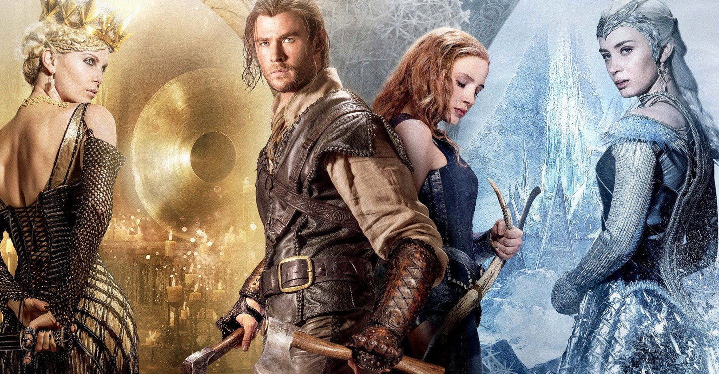 The Huntsman: Winter's War backdrop 1
