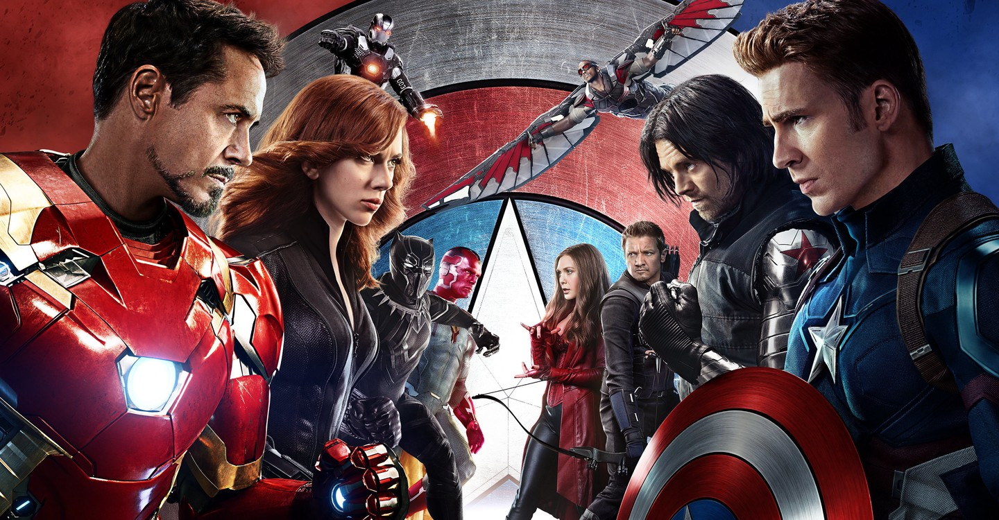 Captain America: Civil War backdrop 1