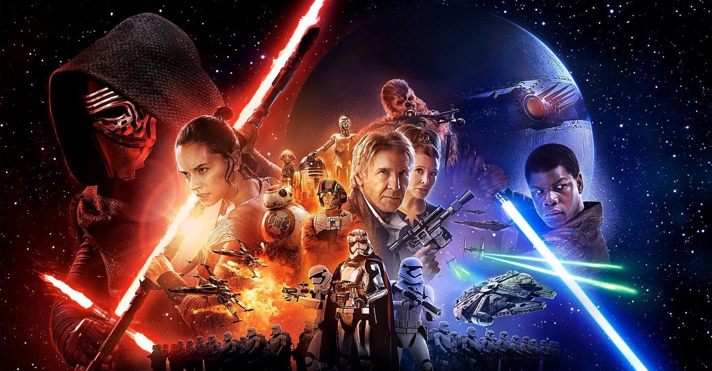 Star Wars: The Force Awakens backdrop 1