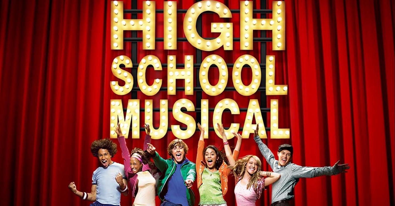 High School Musical 1 Premiers pas sur scène