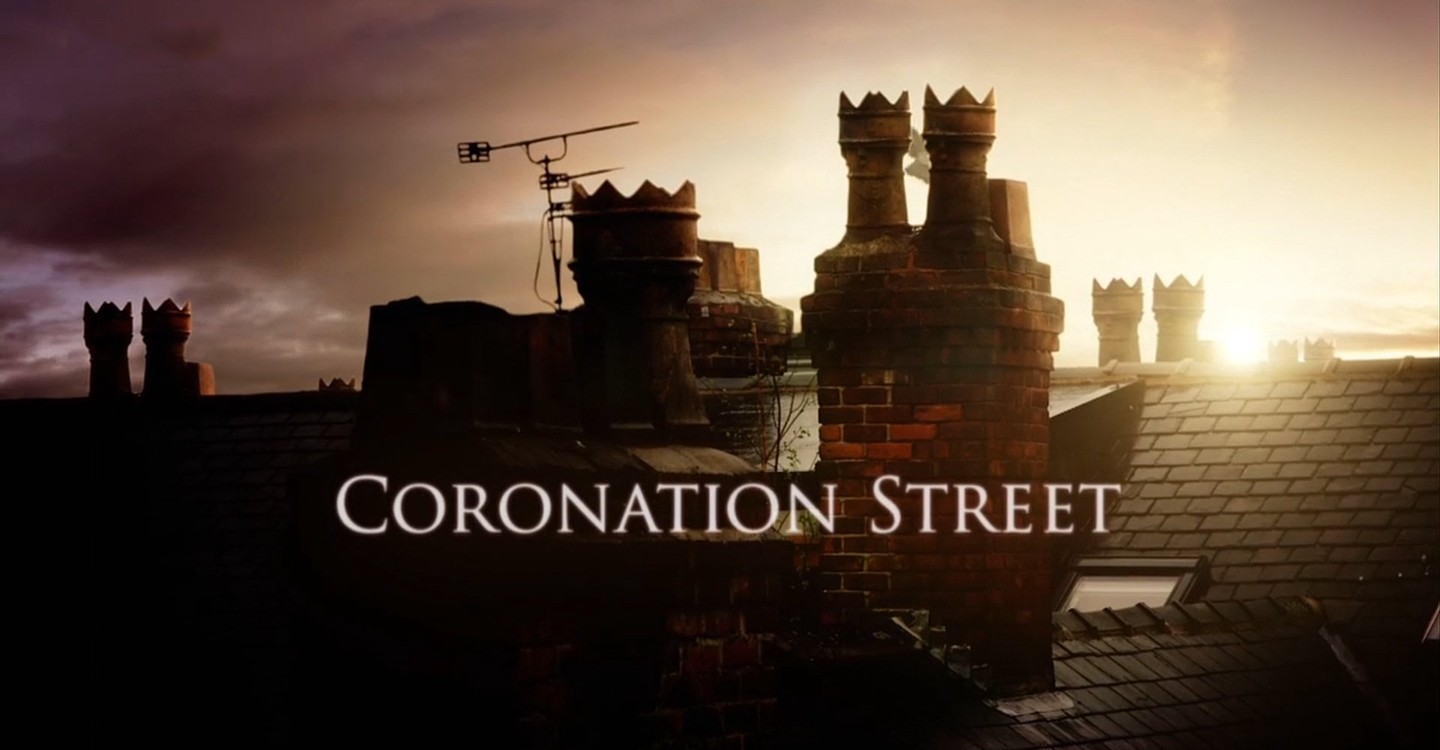 Coronation Street backdrop 1