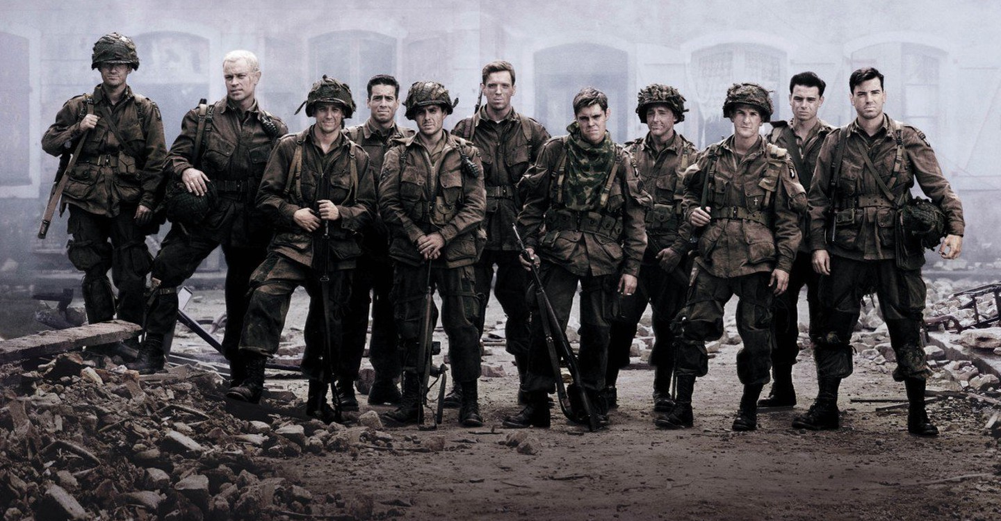 Band Of Brothers - HBO Go