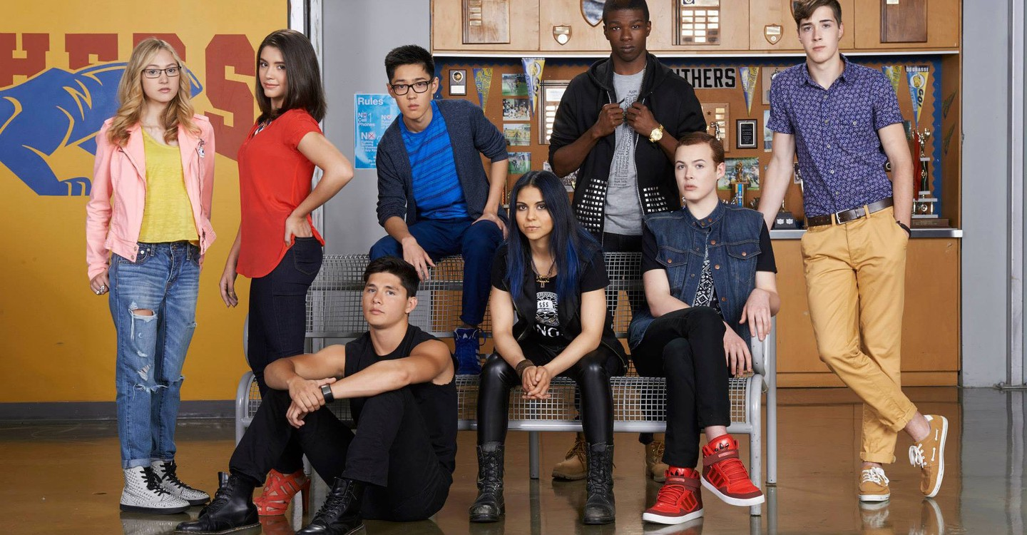 Degrassi backdrop 1