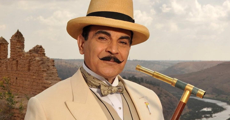 agatha christie poirot  Agatha Christie's Poirot - streaming online