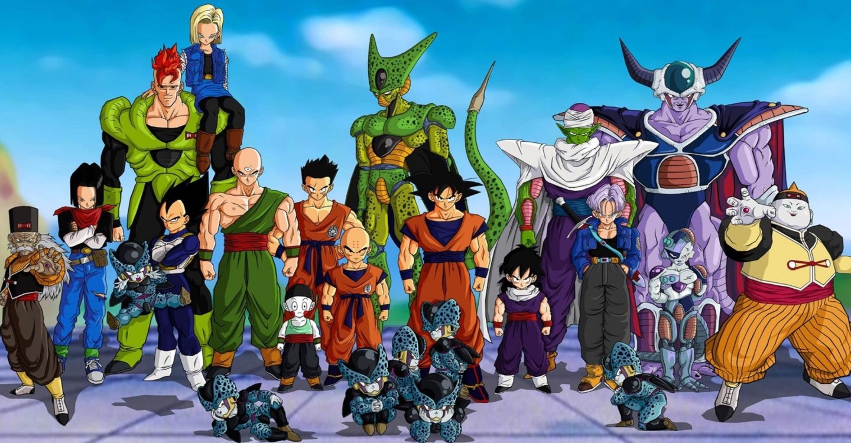 Dragon Ball Z Season 10 Watch Episodes Streaming Online