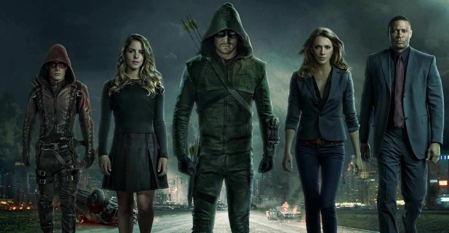 Arrow - watch tv show streaming online
