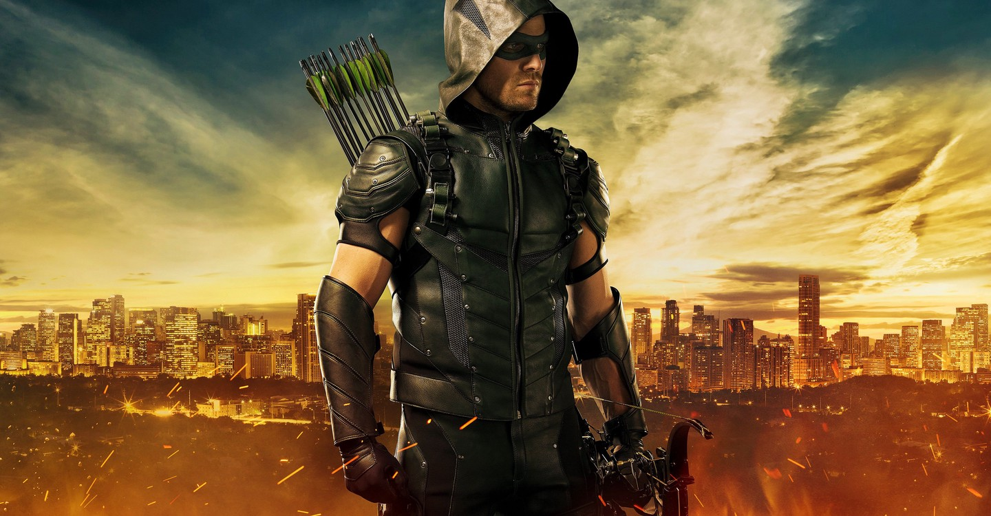 Arrow backdrop 1